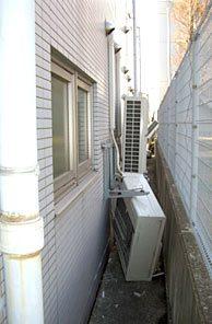 本社社屋の被災状況写真