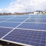 涌谷太陽光自社発電設備
